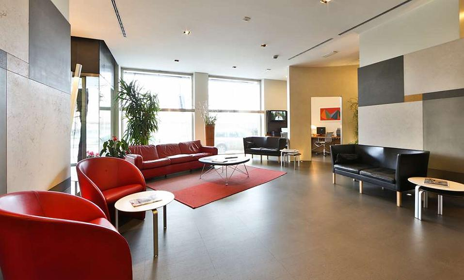 Best Western Hotel Major - Wi-Fi Free Internet (dedicated optical fiber 100 Mbits/s)