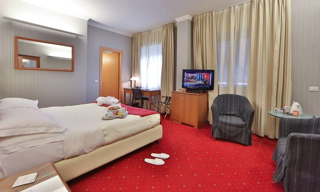 Best Western Hotel Major - Chambres / Logements