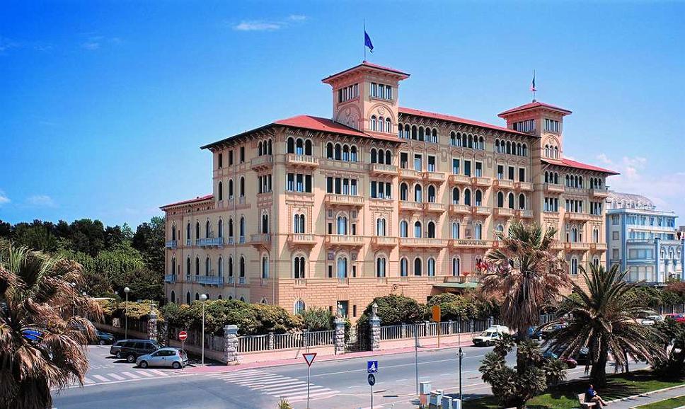 Grand Hotel Royal, BW Premier Collection - Vue extérieure