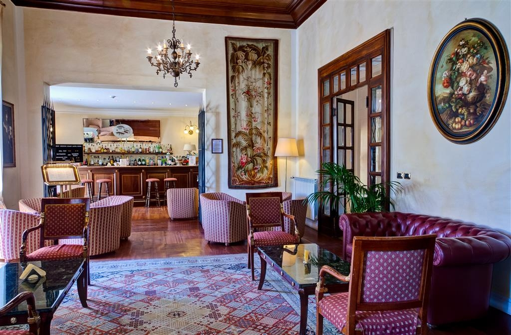 Grand Hotel Royal, BW Premier Collection - Bar / Lounge