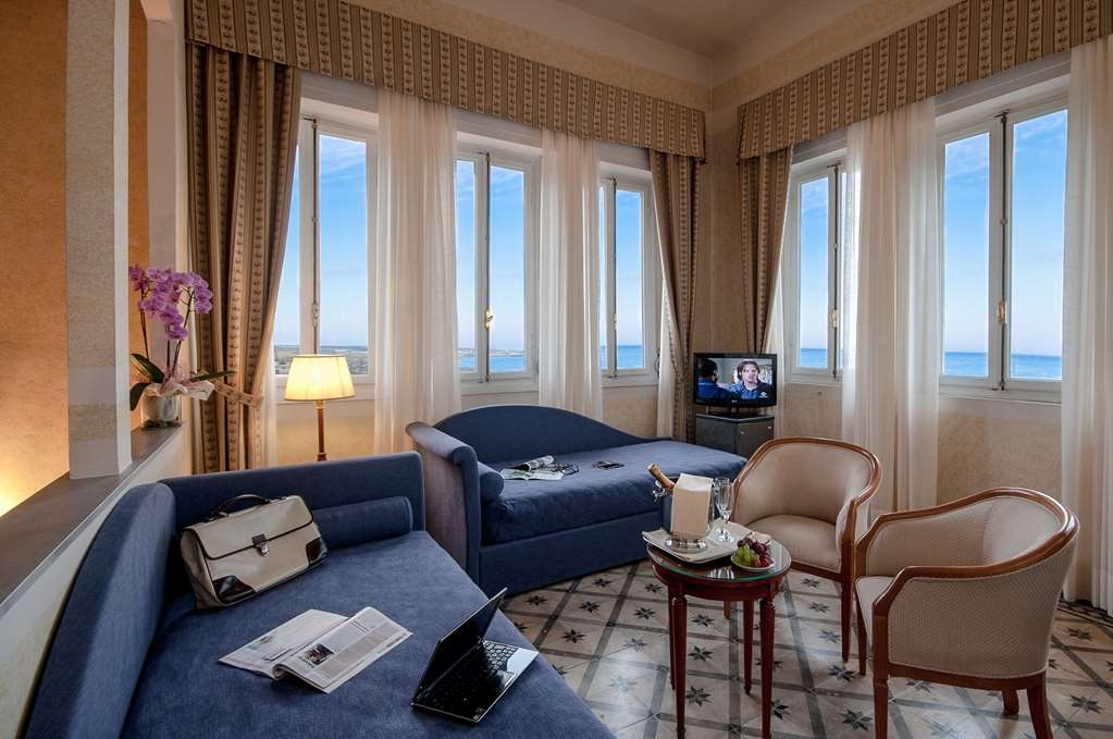 Grand Hotel Royal, BW Premier Collection - Suite
