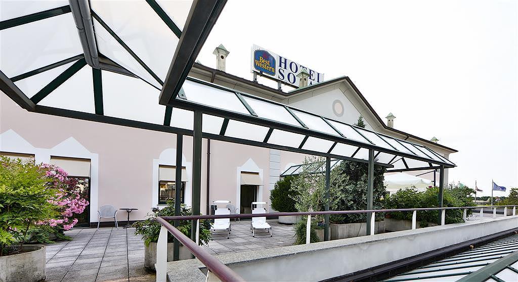Best Western Hotel Solaf - Aussenansicht