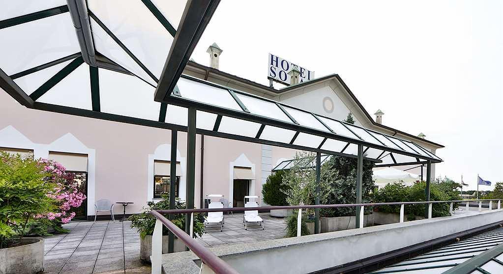 Best Western Hotel Solaf - Vue extérieure