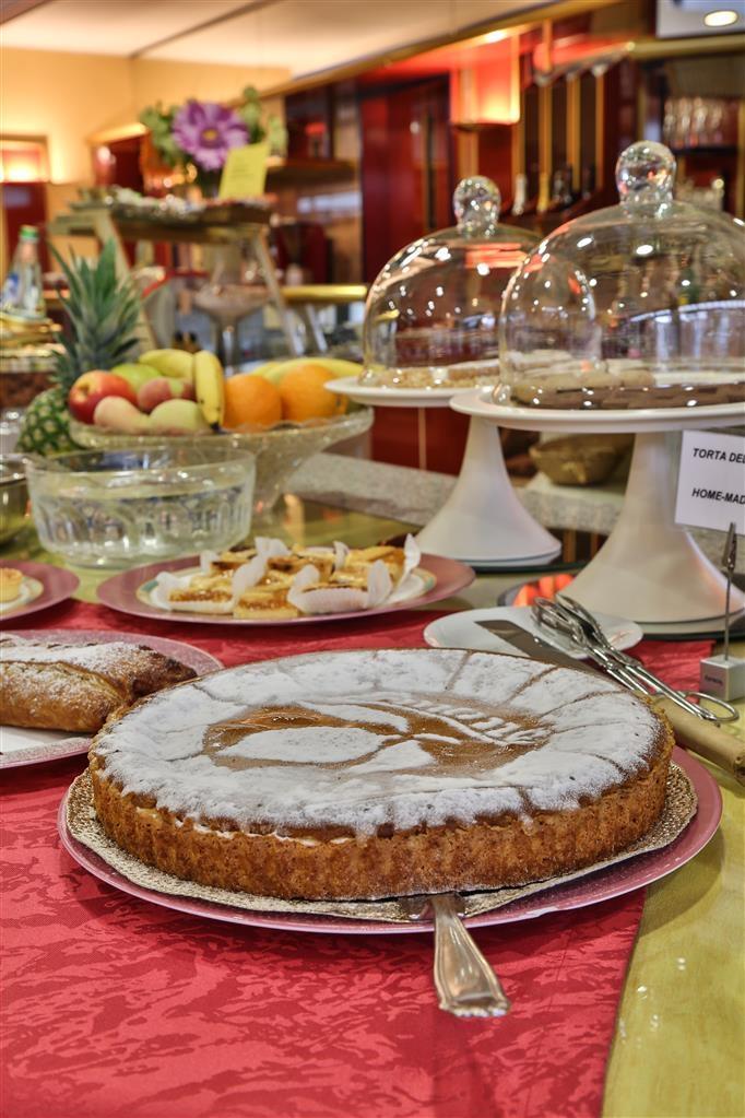 Best Western Hotel Solaf - Frühstücksbuffet