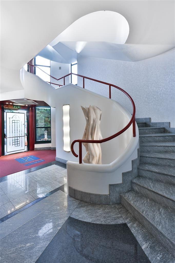 Best Western Hotel Solaf - Lobby view