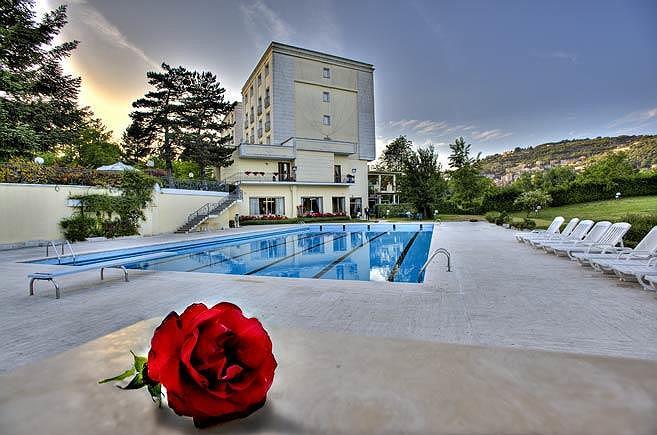 Hotel Fiuggi Terme Resort & Spa, Sure Hotel Collection - Außenansicht