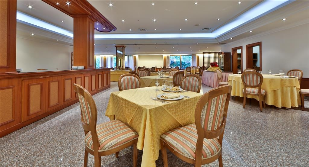 Best Western Hotel Fiuggi Terme Resort & Spa - Restaurant