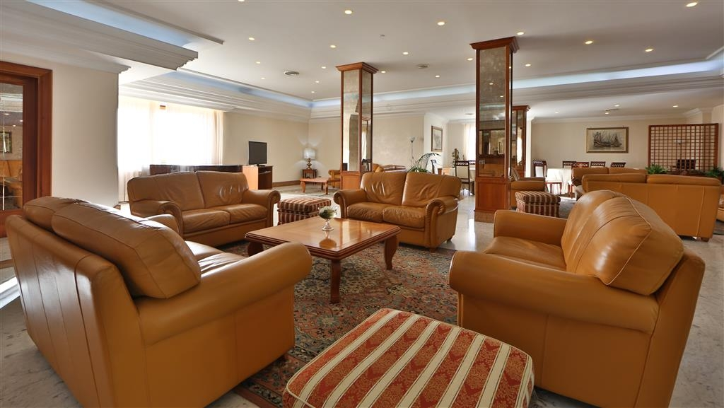 Best Western Hotel Fiuggi Terme Resort & Spa - Lobby