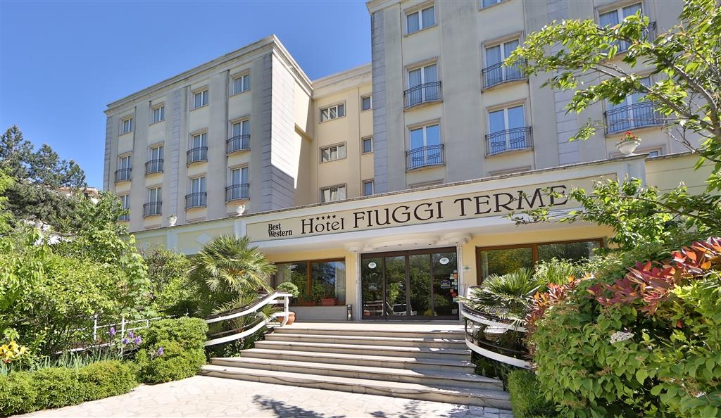 Hotel Fiuggi Terme Resort & Spa, Sure Hotel Collection - Außenansicht