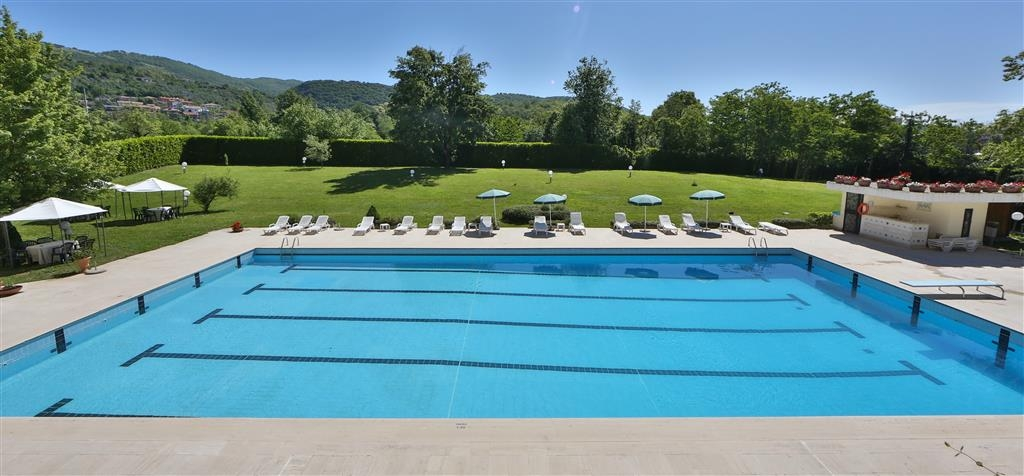 Best Western Hotel Fiuggi Terme Resort & Spa - Pool