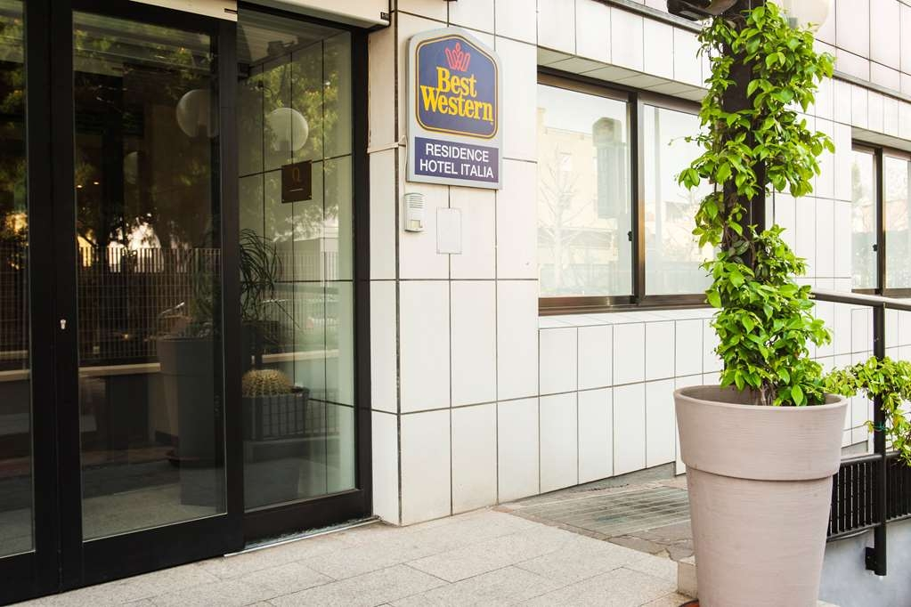 Best Western Hotel Residence Italia - Extérieur de l'hôtel