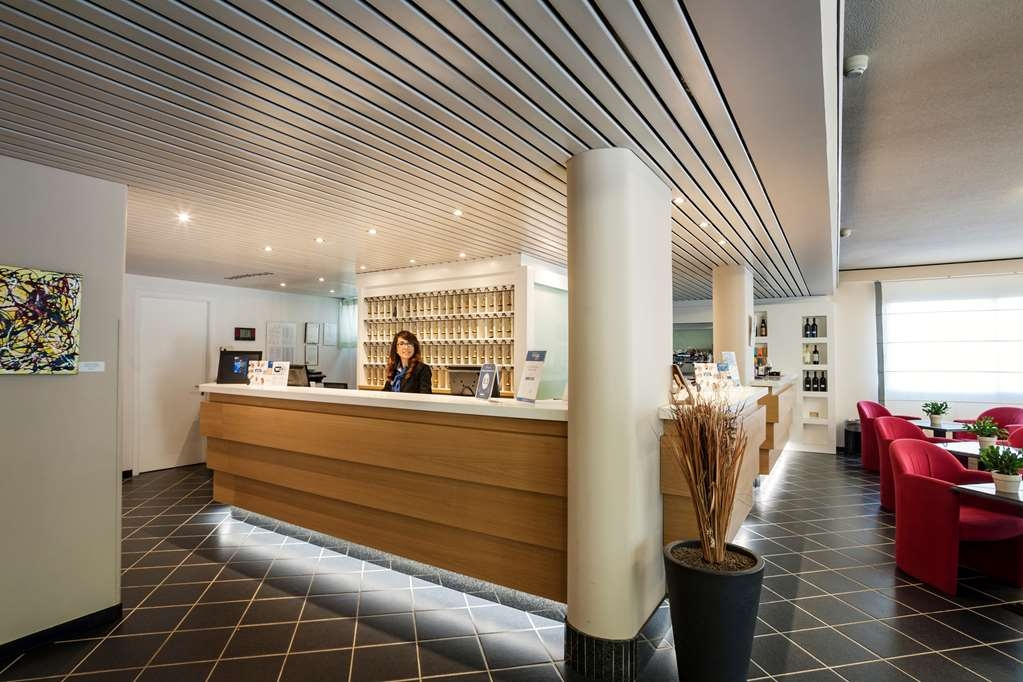 Best Western Hotel Residence Italia - Vista del vestíbulo