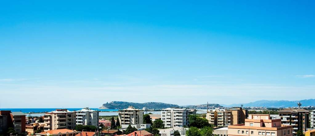 Best Western Hotel Residence Italia - Vue aérienne