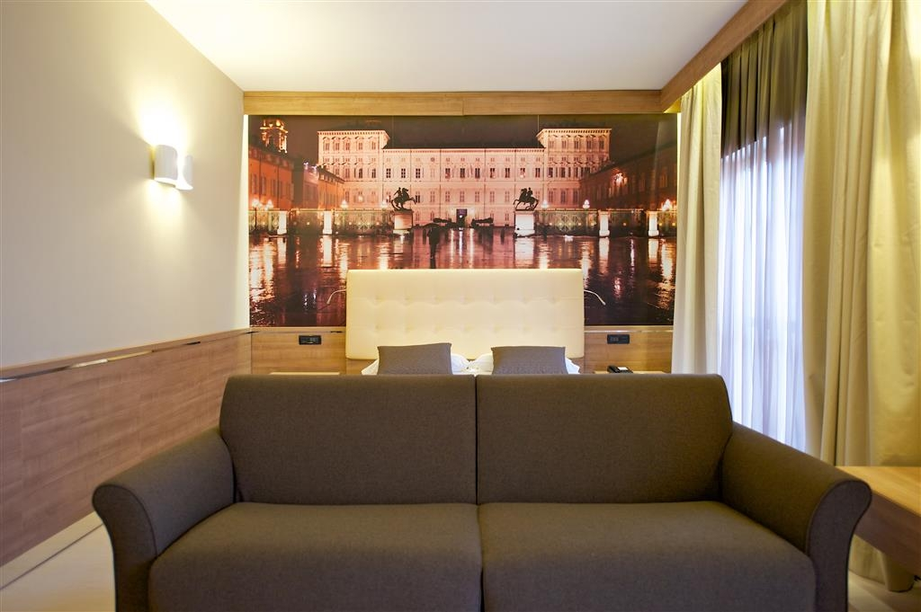 Best Western Hotel Luxor - Suite