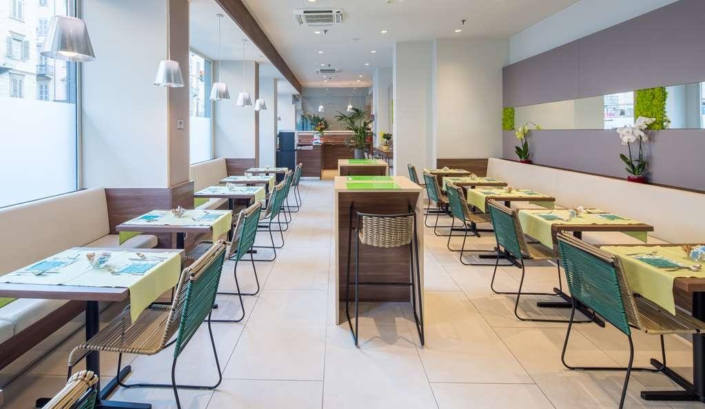 Best Western Hotel Luxor - Restaurant / Gastronomie