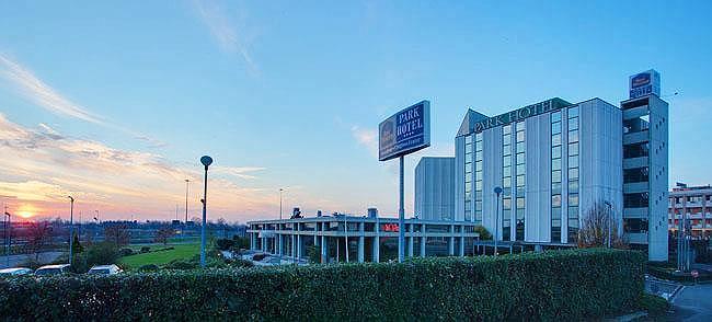 Best Western Park Hotel - Vue extérieure