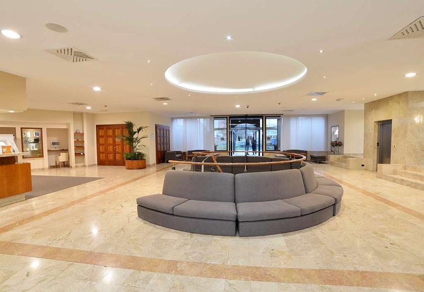 Best Western Park Hotel - Vista del vestíbulo