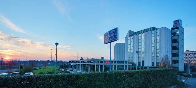 Best Western Park Hotel - Außenansicht