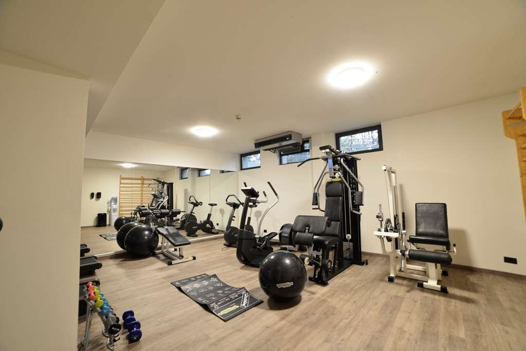 Best Western Park Hotel - Fitness Center