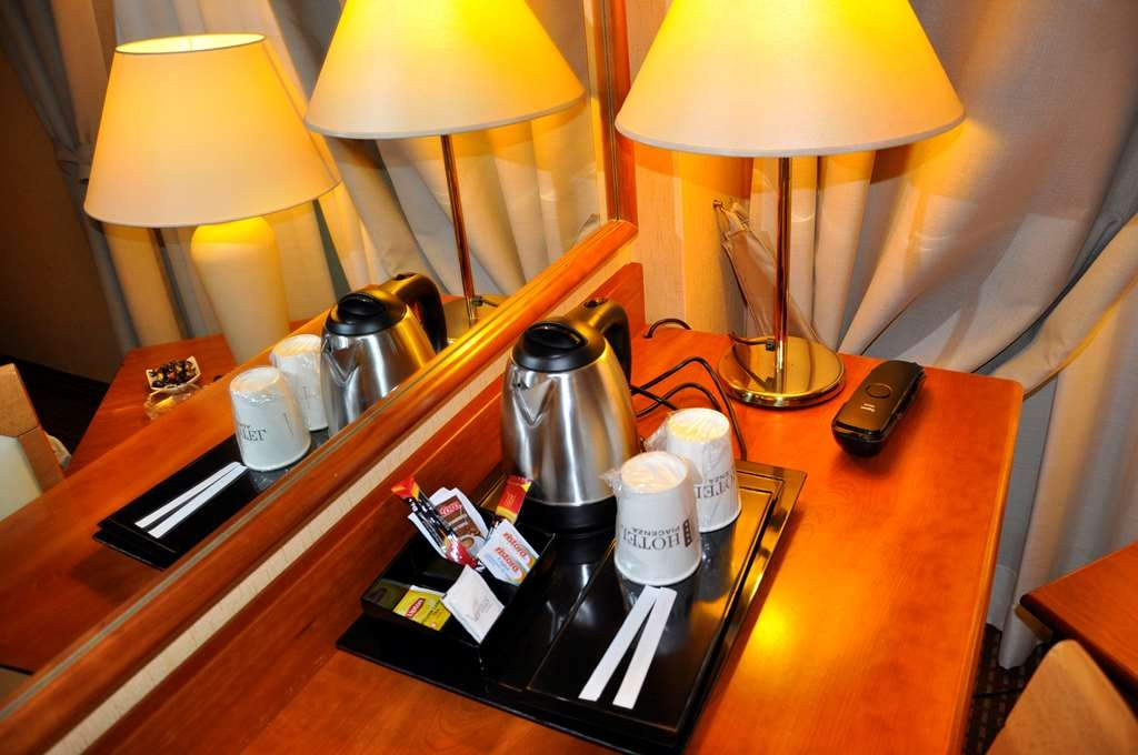 Best Western Park Hotel - Coffee and Tea Maker