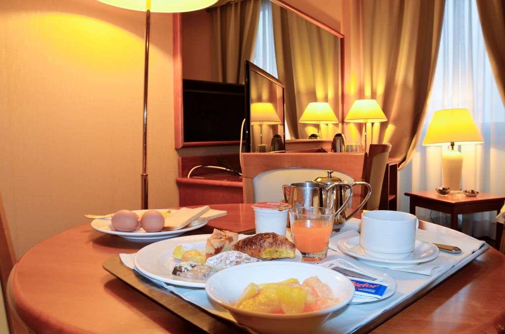 Best Western Park Hotel - Zimmer Annehmlichkeiten