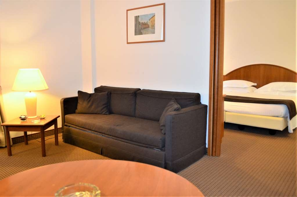 Best Western Park Hotel - King Suite