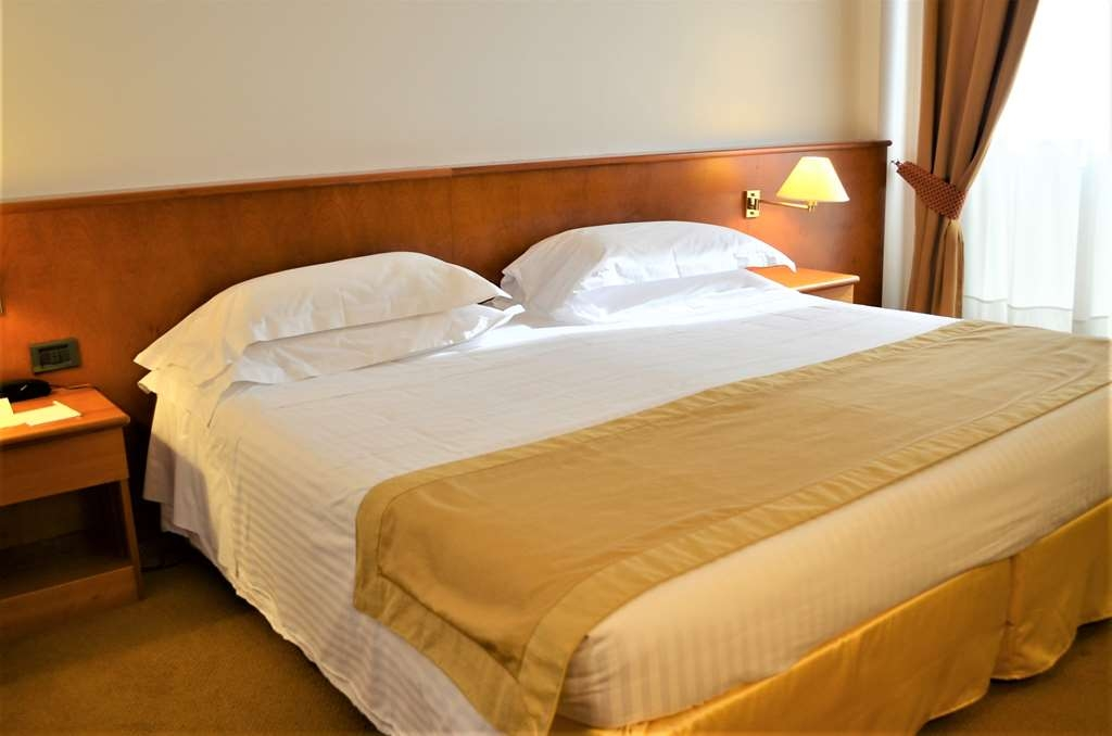 Best Western Park Hotel - Standard King Bed Guest Room