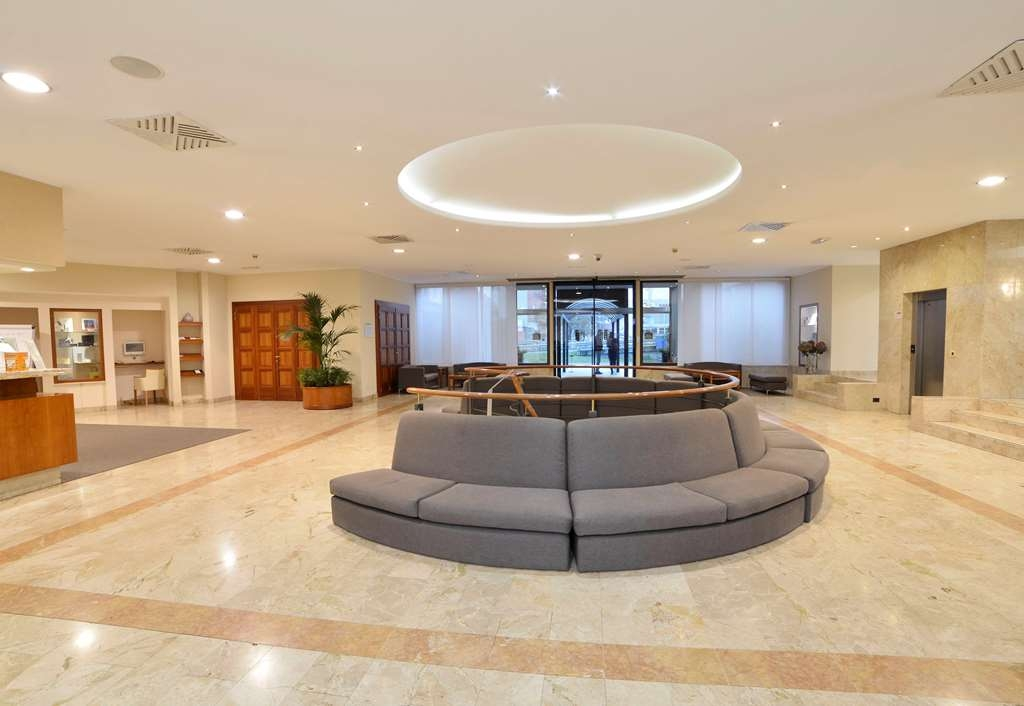 Best Western Park Hotel - Lobbyansicht