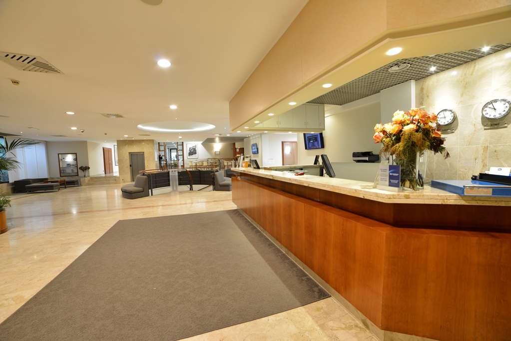 Best Western Park Hotel - Vue du lobby