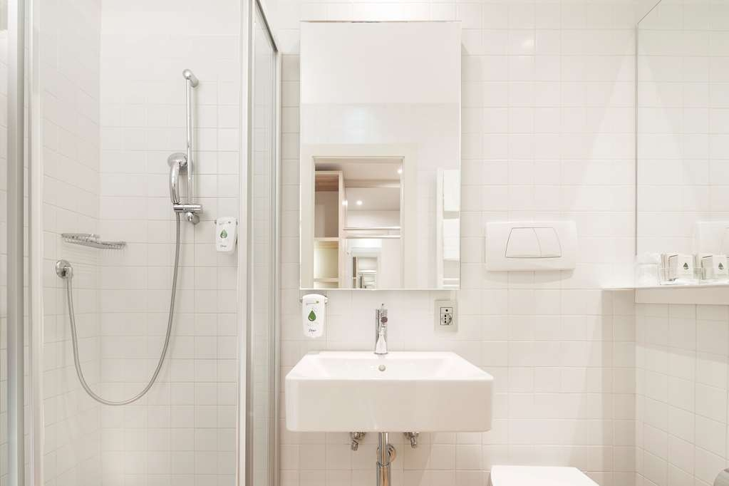 Best Western Plus Park Hotel Pordenone - Bathroom Classic Guest Room