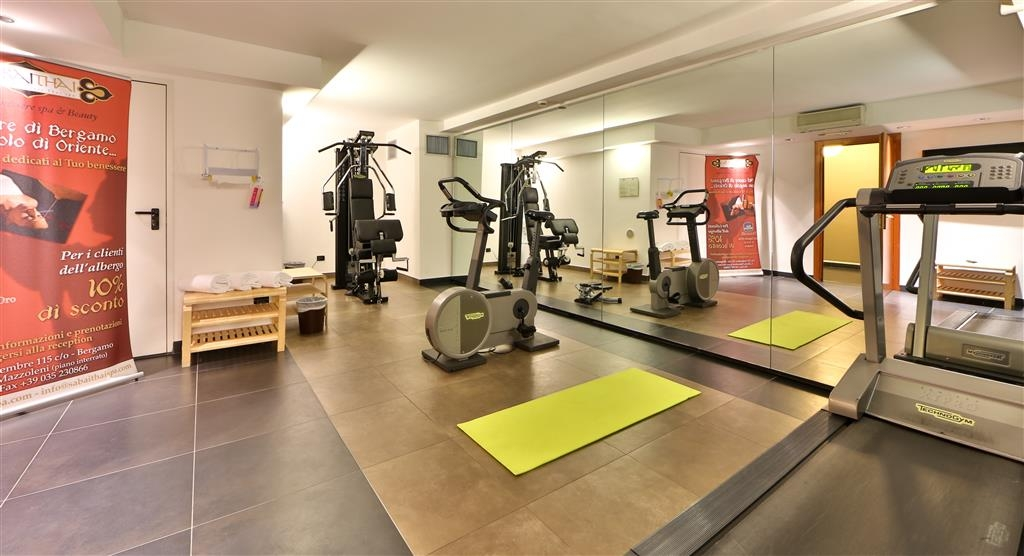 Best Western Hotel Cappello D'Oro - Fitness Room