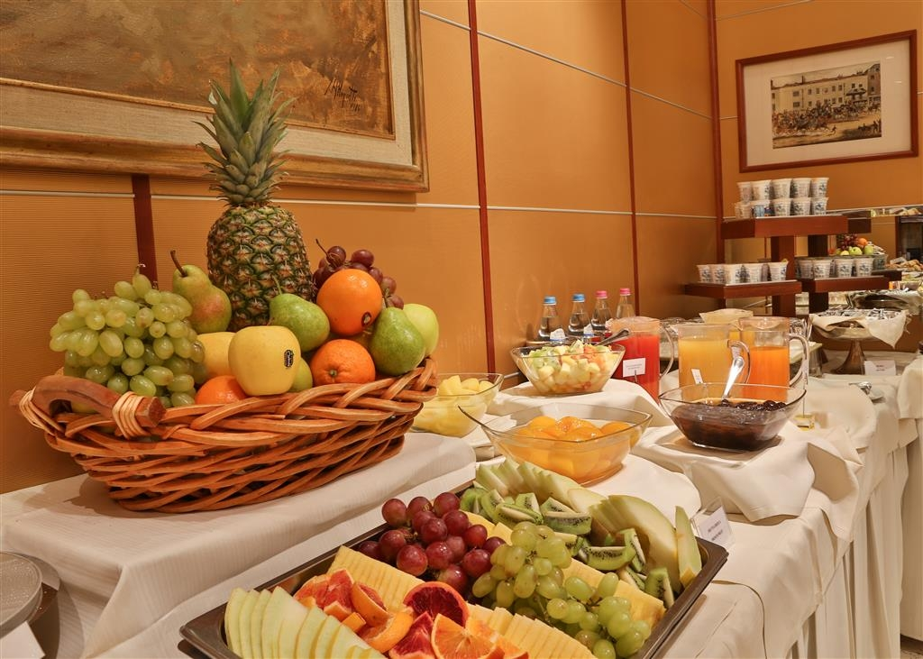 Best Western Hotel Cappello D'Oro - Breakfast