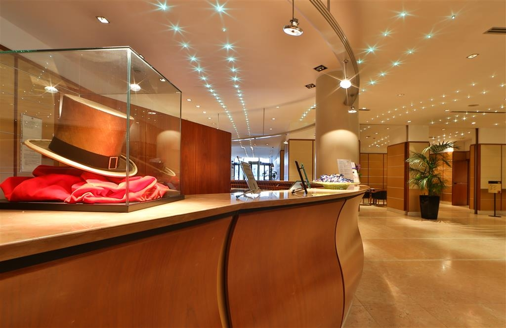 Best Western Hotel Cappello D'Oro - Vue du lobby
