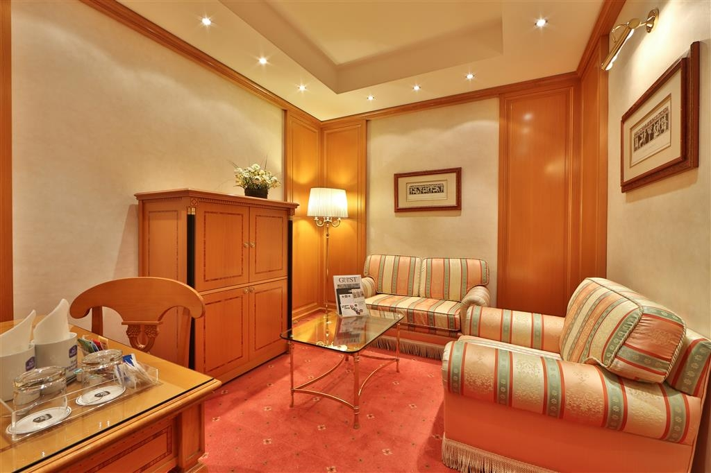 Best Western Hotel Cappello D'Oro - Guest Room - Suite