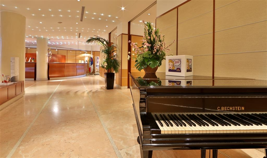 Best Western Hotel Cappello D'Oro - Lobby
