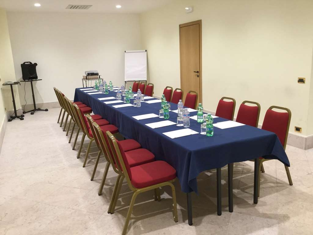 Best Western Hotel Cappello D'Oro - Meeting Room