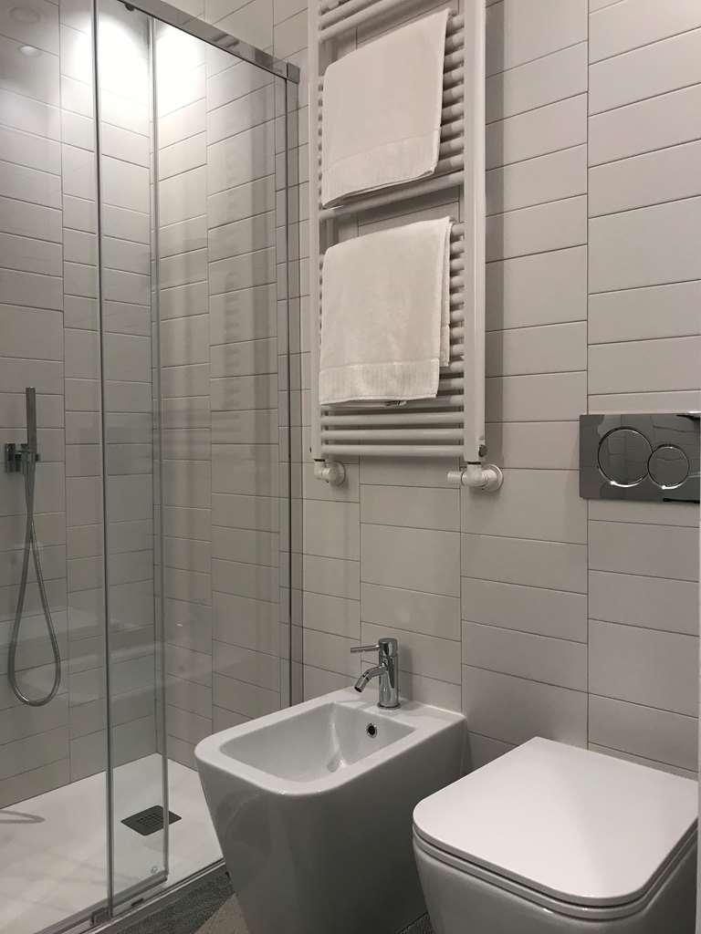 Best Western Hotel Cappello D'Oro - Guest Bathroom - Superior Room