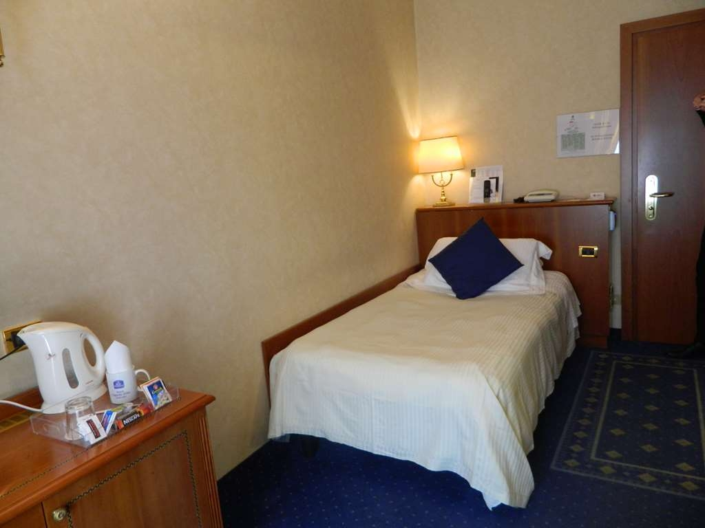 Best Western Hotel Cappello D'Oro - Single Room