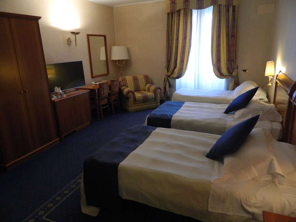 Best Western Hotel Cappello D'Oro - Chambres / Logements