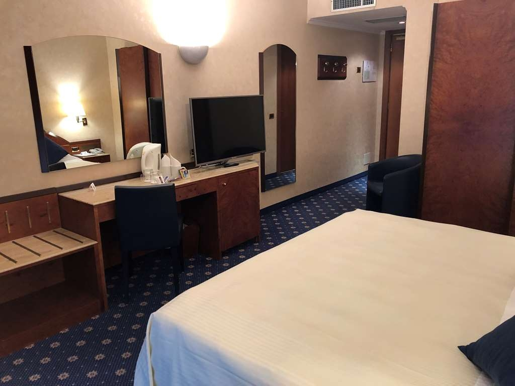 Best Western Hotel Cappello D'Oro - Guest room