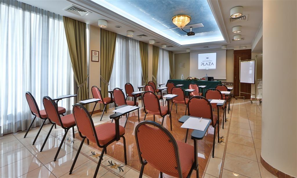 Best Western Hotel Plaza - Meeting Room