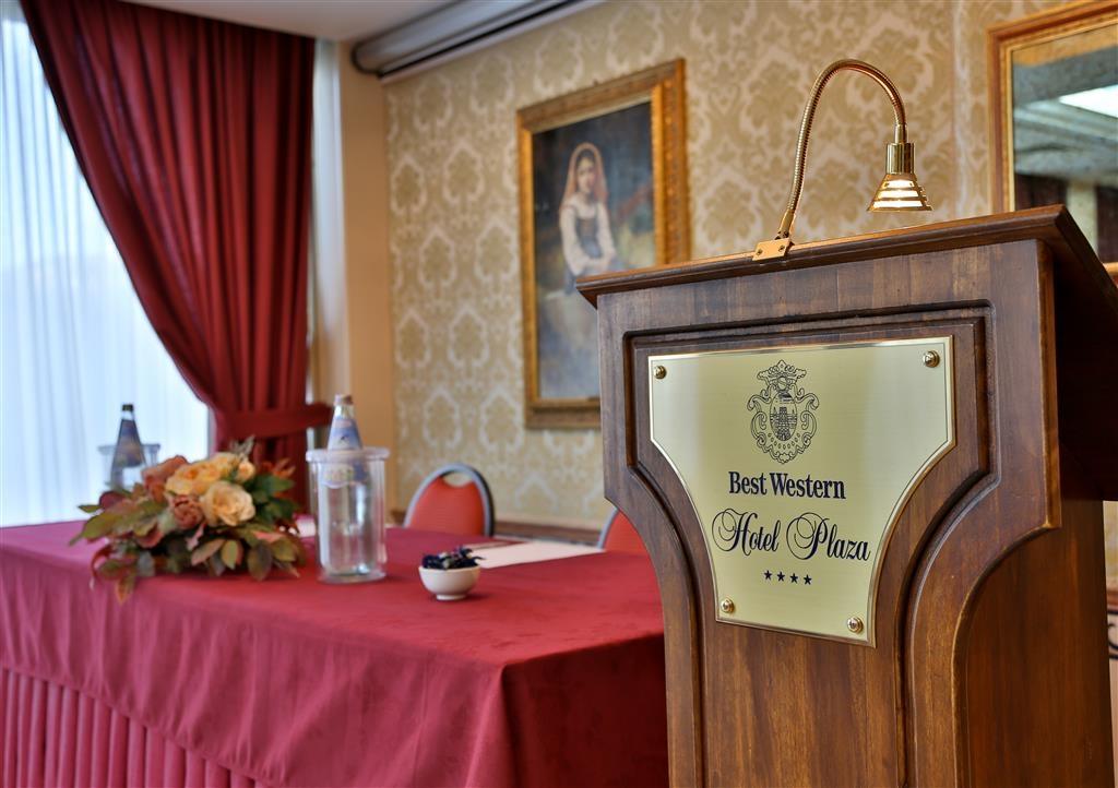 Best Western Hotel Plaza - Sala de reuniones