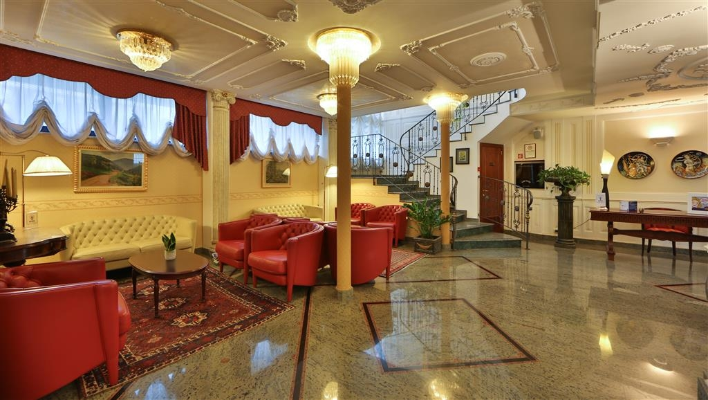Best Western Hotel Plaza - Hall