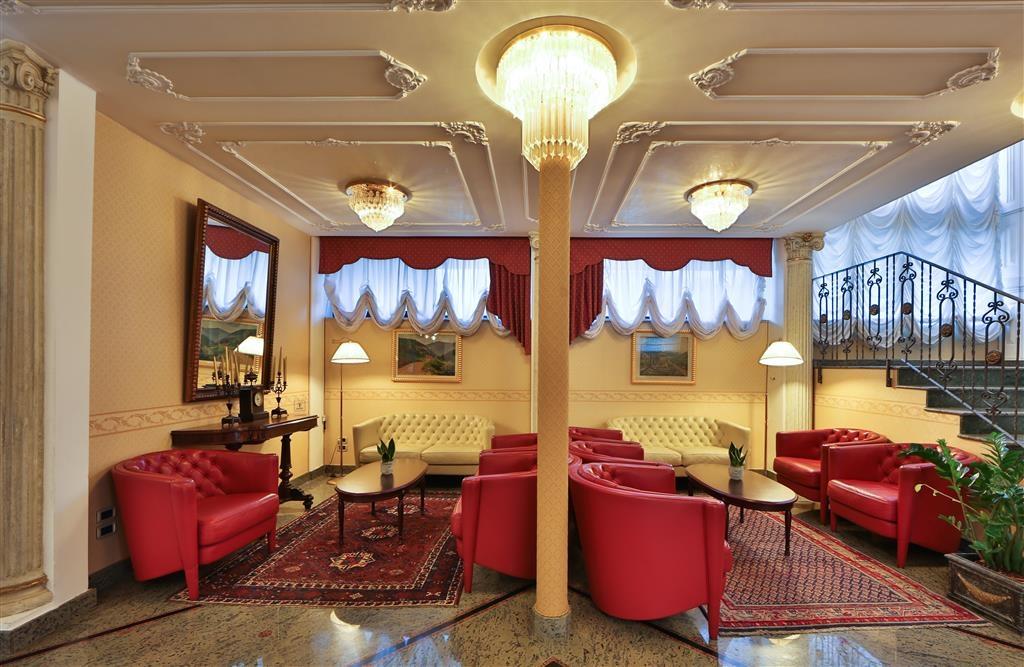 Best Western Hotel Plaza - Lobby view