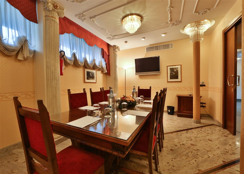 Best Western Hotel Plaza - Small meeting room