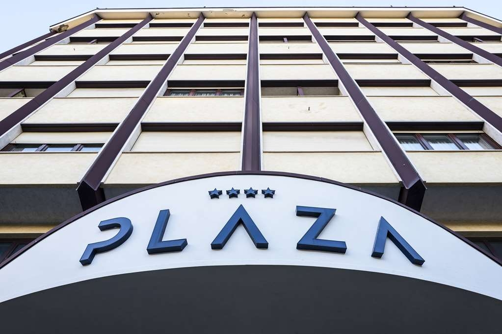 Best Western Hotel Plaza - Hotel Plaza exterior