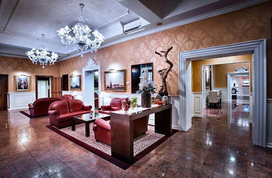 Best Western Plus Hotel Felice Casati - Lobbyansicht