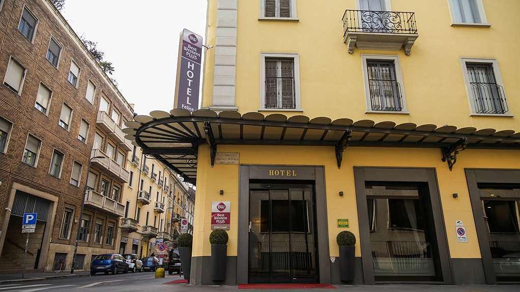 Best Western Plus Hotel Felice Casati - Außenansicht