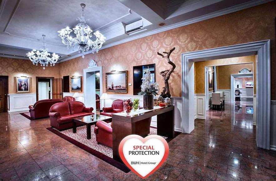 Best Western Plus Hotel Felice Casati - Area esterna