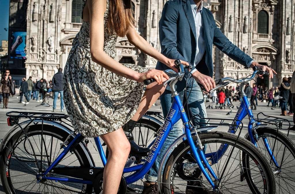 Best Western Plus Hotel Felice Casati - Ciclismo